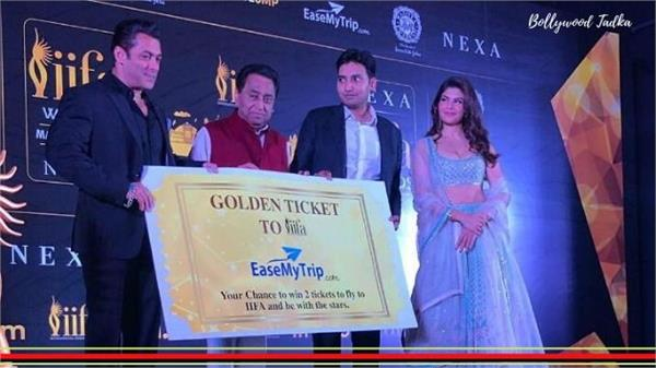 salman khan host iifa awards