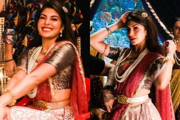 jacqueline fernandez looks princess in her latest pictures