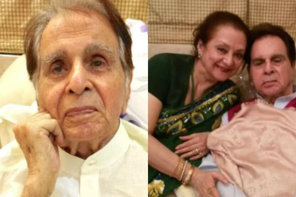 dilip kumar is in complete isolation to avoid any infection due to coronavirus