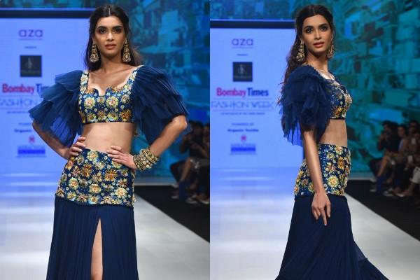 diana penty at bombay times fashion week