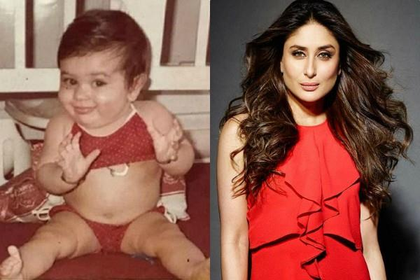 kareena shares childhood photo