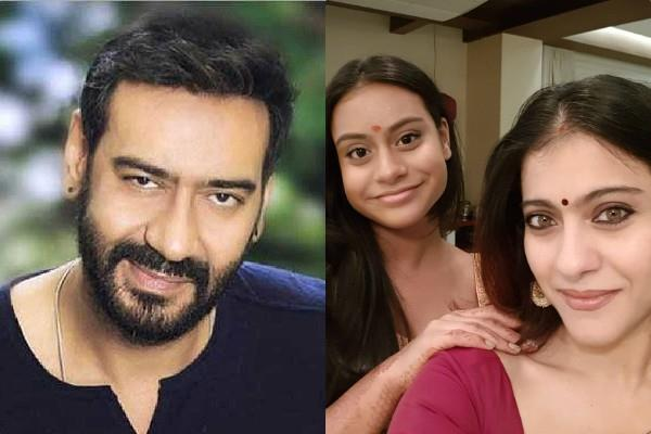 ajay devgn refutes rumours about kajol and nysa being corona virus positive