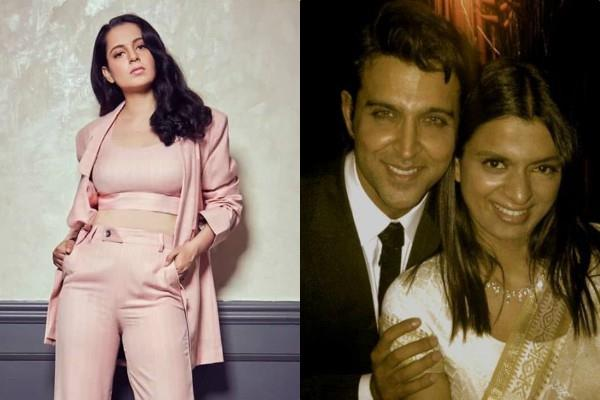 rangoli chandel shares pic with hrithik roshan and said he try to impress her