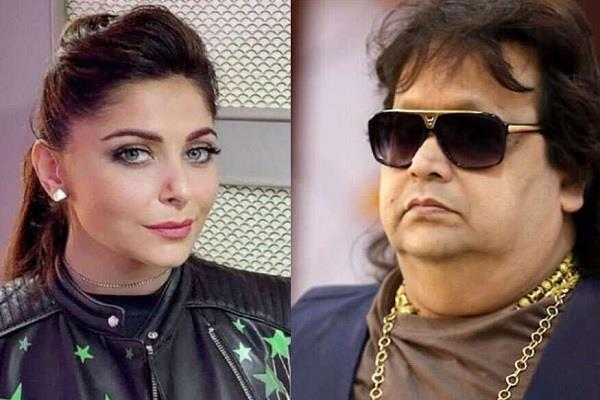 cornavirus kanika kapoor meet bappi lahiri before flying to london
