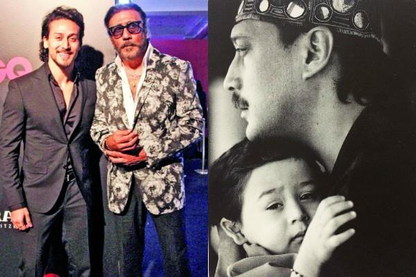 jackie shroff shares photo on son birthday