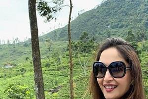 madhuri dixit wishes her son arin on birthday