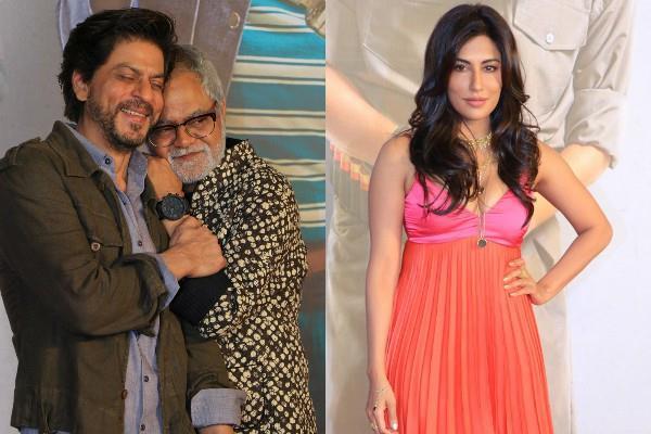 shahrukh khan and other stars at screening of kamyab