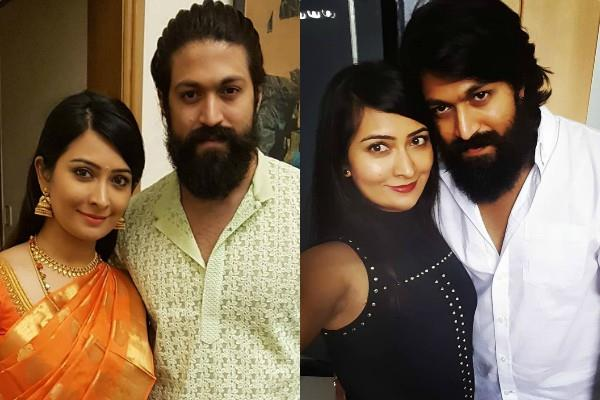 kgf star yash cancels wife birthday plan due to coronavirus