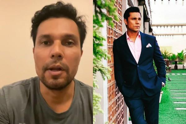 randeep hooda urges people to follow lockdown due to covid19