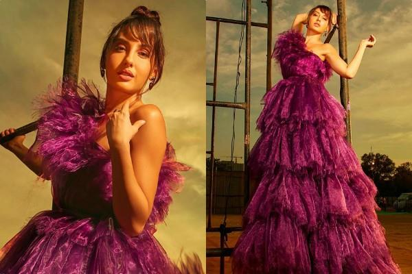 nora fatehi looks stunning in latest pictures