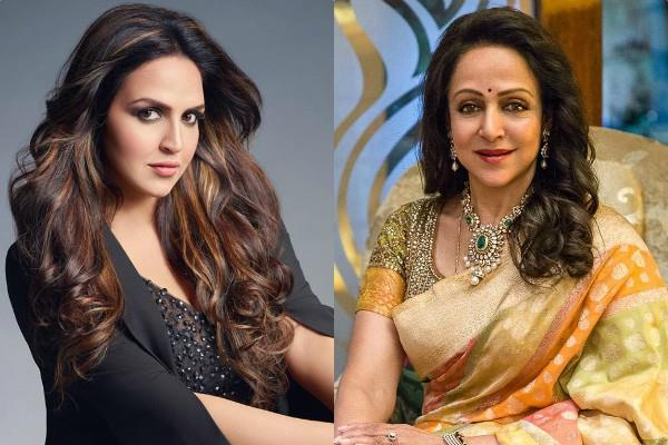 isha deol reveals hema malini used to snore while talking to dharmendra