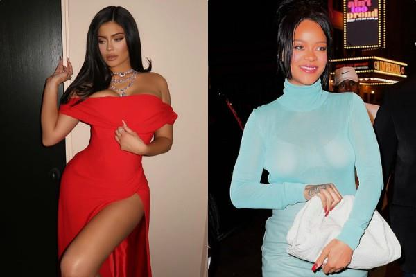 kylie jenner donates 1 million and rihanna gave 5 million coronavirus worker
