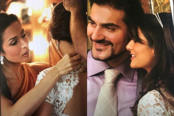 amrita arora shares throwback pictures on marriage anniversary