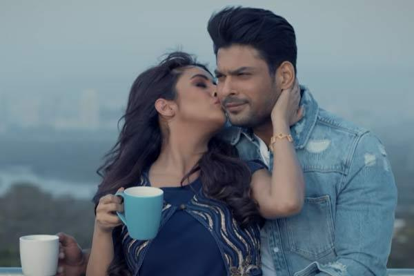 sidharth shukla and shehnaaz gill song  bhula dunga  is released