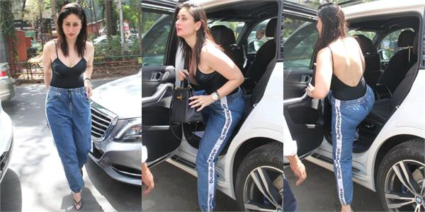 kareena kapoor looked hot in backless top