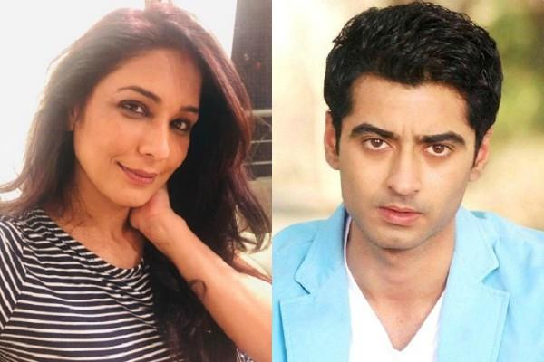 harshad arora dating onscreen mother arpana