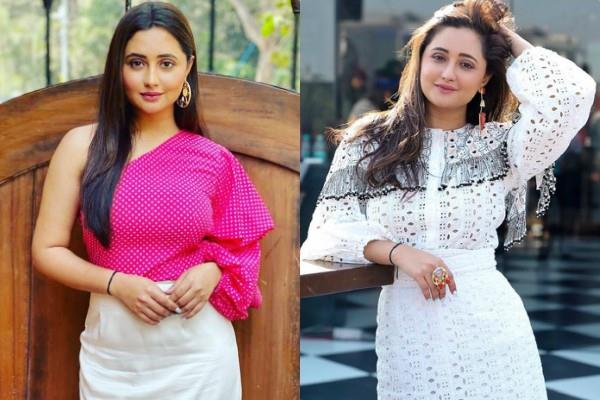 rashmi desai solved relationship with family