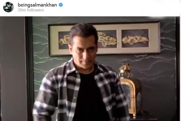 salman khan now has 30 million followers on instagram