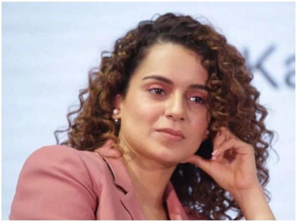 police complaint filed against kangana for video made in support of sister