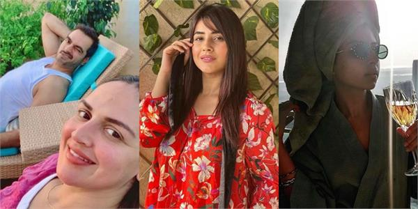 quarantine priorities of b town tv celebs chilling while in lockdown