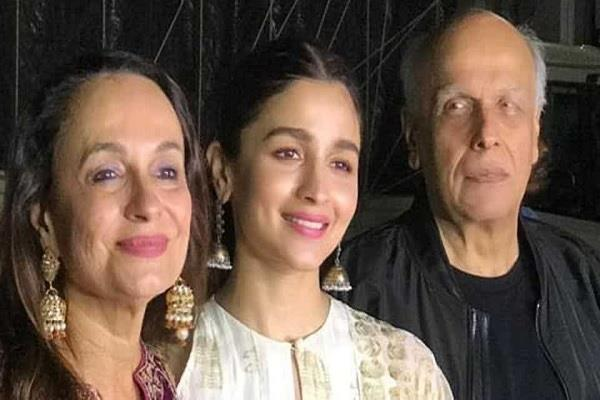 alia bhatt visits dad mahesh bhatt and mum soni razdan during lockdown