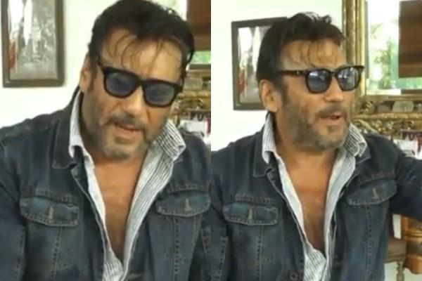 jackie shroff life philosophy video goes viral on internet