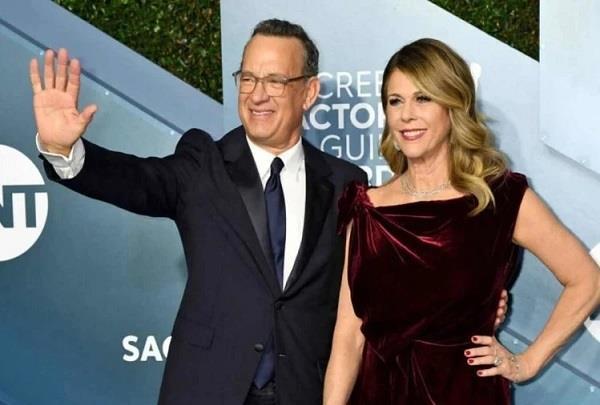 hollywood actors tom hanks talk about coronavirus