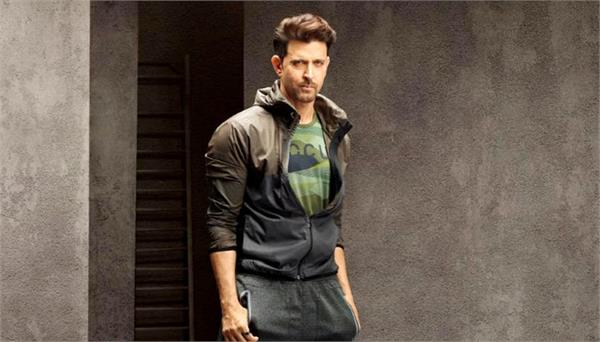 hrithik roshan physical transformation to war character kabir video
