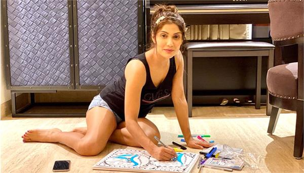 ishita raj shares her lockdown life picture on social media