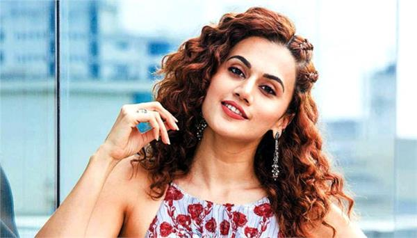 taapsee pannu comedy film loop lapeta hindi remake of german film run lola run