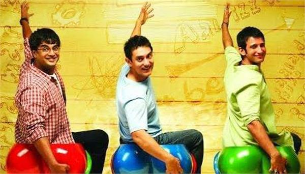 3 idiots most watched film in lockdown
