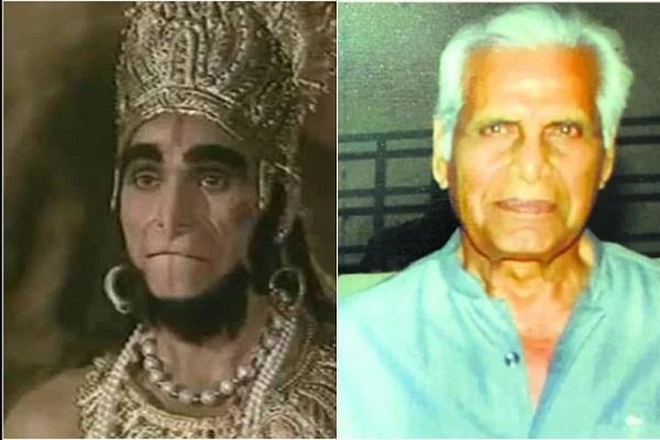 shyam sundar kalani who plays sugriva dies