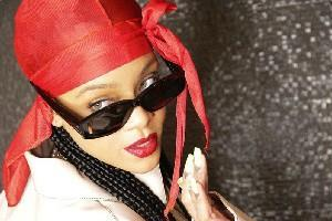 rihanna funky photoshoot pictures viral on internet
