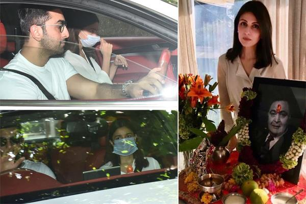ranbir trolled for not staying with mother neetu after rishi kapoor demise