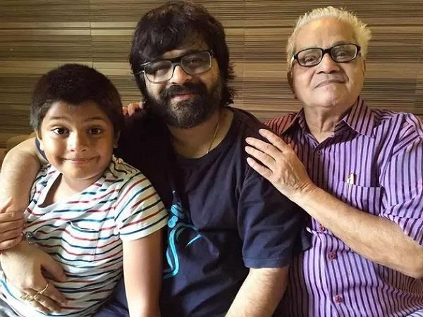 pritam chakraborty father died singer kailash kher share sad news