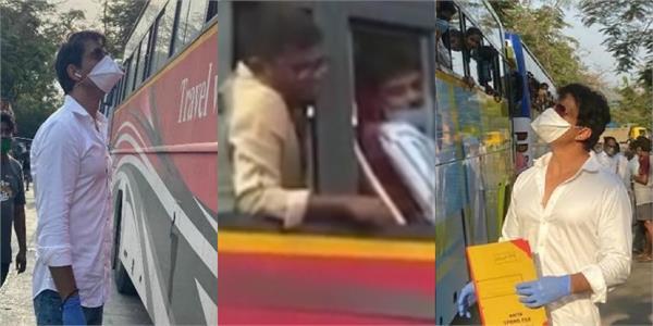 sonu sood sent migrant from maharashtra to up bihar and jharkhand