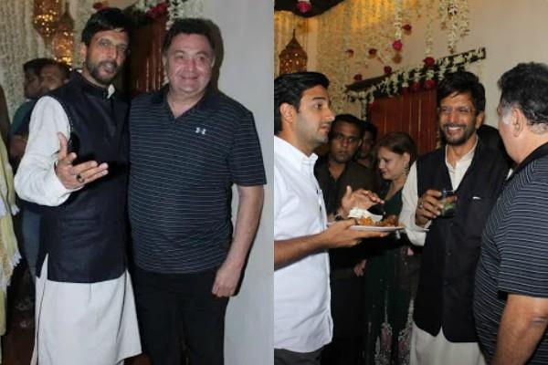 jaaved jaaferi says rishi kapoor love eid parties as he remembers the late actor
