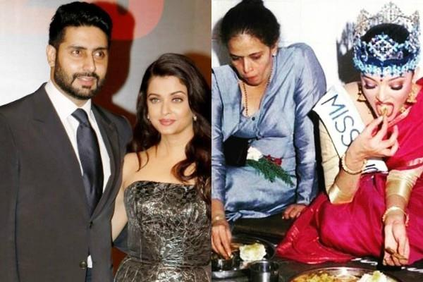 when aishwarya rai bachchan ate food at a langar after winning miss world crown