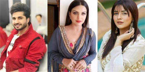 himanshi khurana slams rumour of unfollowing jassie gill due to shehnaz gill