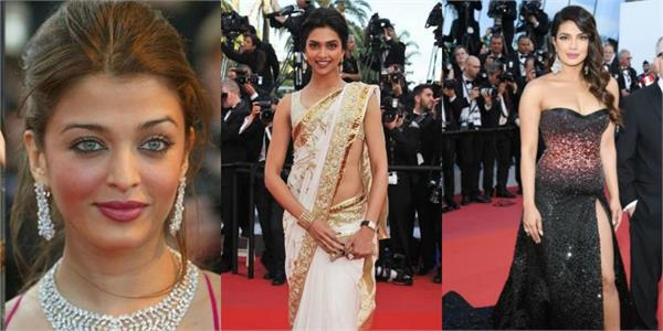 aishwarya rai deepika padukone every actress first look cannes film festival