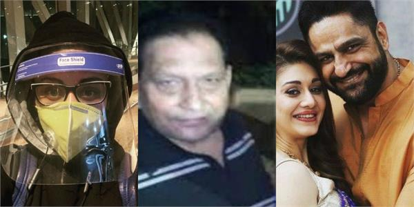 bigg boss 13 contestant shefali left mumbai with husband on father in law death