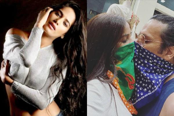poonam pandey and her boyfriend arreseted due violation of lockdown
