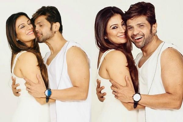 himesh share romantic picture with wife sonia kapoor