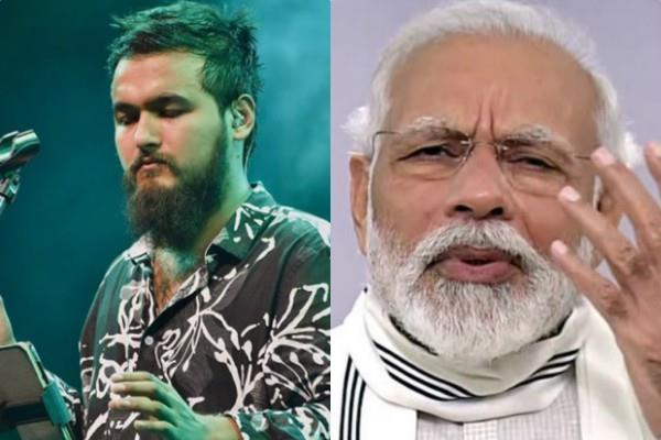 fir against reality show runner up mainul noble for remarks against pm modi