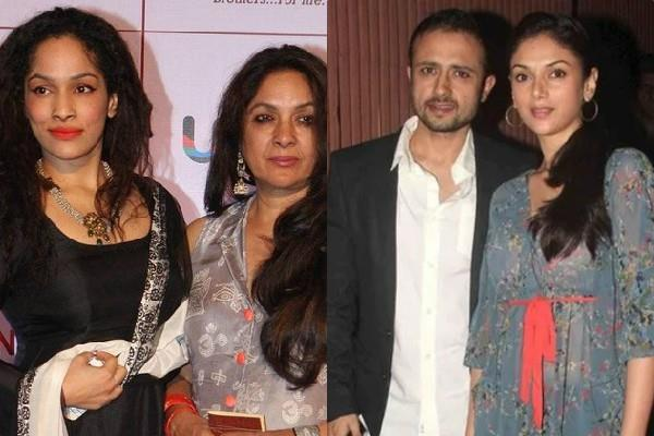 neena gupta daughter masaba dating aditi rao hydari ex husband satyadeep misra
