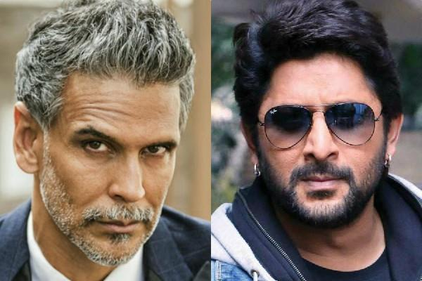 arshad warsi and milind soman in support of hashtag boycottchineseproducts