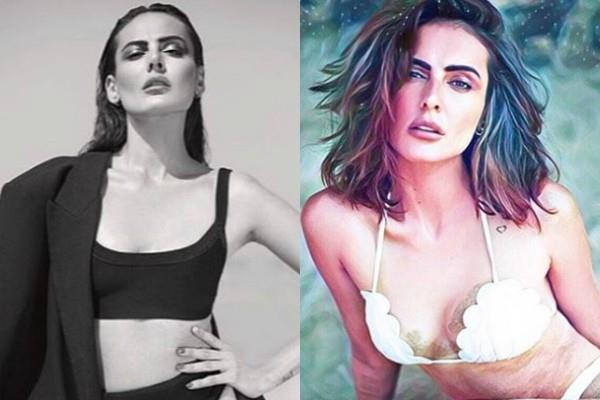 user trolled bigg boss 9 fame mandana karimi for share bold pictures