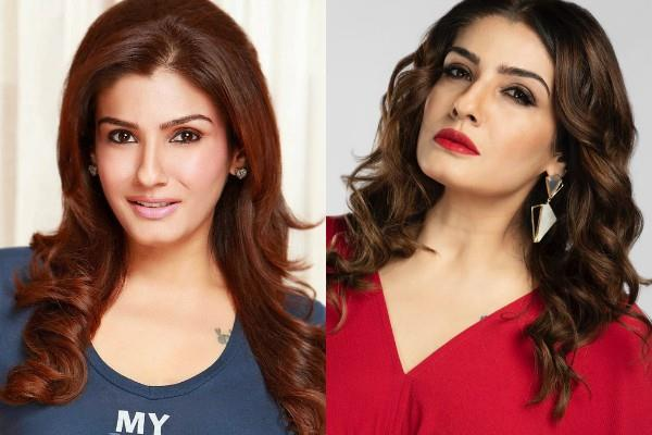 raveena tandon associated with no hunger will help of needy children