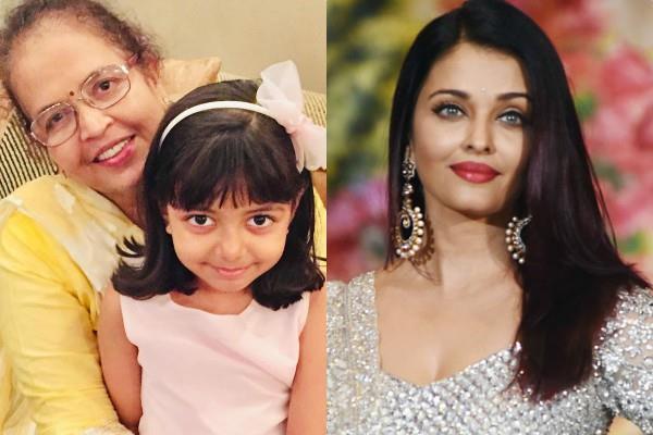 aishwarya rai wish her mother with sharing pics and sweet massage