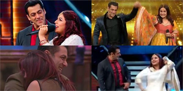 salman khan share cute bond with punjab ki katrina aka shehnaz gill